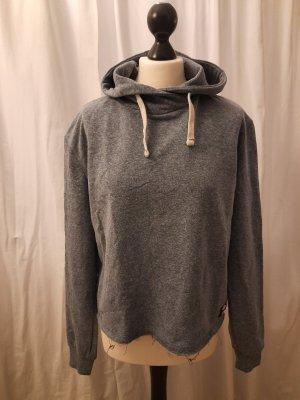Sweatshirt Super Dry grau