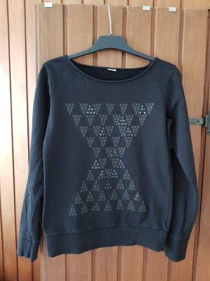 Adidas NEO Bluza dresowa czarny