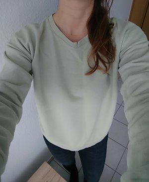 Better Rich Sweatshirt grijs-groen-lichtgroen