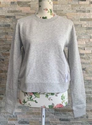 Calvin Klein Jeans Sweatshirt lichtgrijs