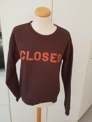Sweatshirt von Closed, neu, Gr.  S