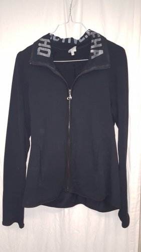 Deha Sweat Shirt black-light grey