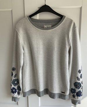 Pepe Jeans Suéter gris claro-azul celeste