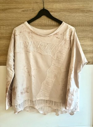 Street One Long Sweater rose-gold-coloured-nude