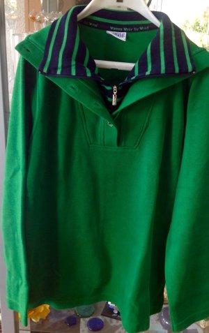 Sweatshirt von Westwind Womanwear grün