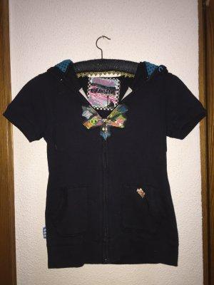 Zoo york Sweat Jacket black