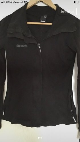 Bench Kurtka o kroju koszulki czarny