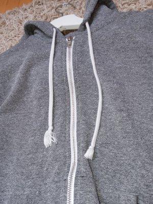 H&M Basic Shirt Jacket grey