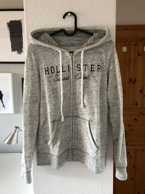 Hollister Shirtjack wit-zwart