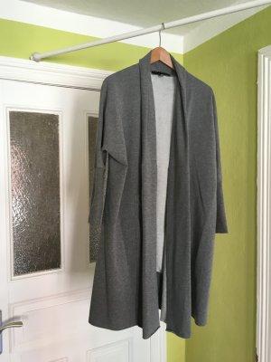 Giacca-camicia grigio Cotone