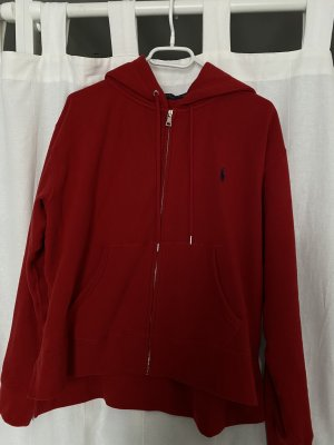 Polo Ralph Lauren Sweat Jacket red