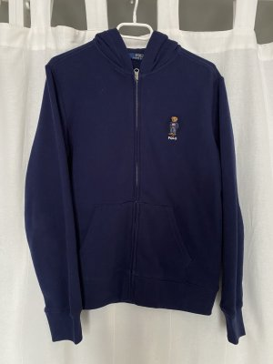 Polo Ralph Lauren Sweat Jacket blue-dark blue