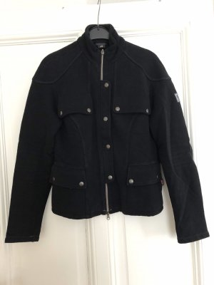 Belstaff Giacca-camicia nero Cotone