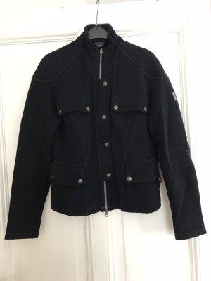 Belstaff Shirt Jacket black cotton