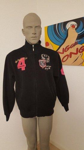 La Martina Sweat Jacket black