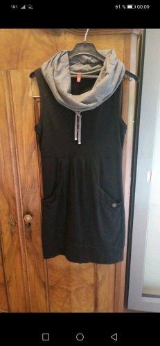 QS Style Robe Sweat noir