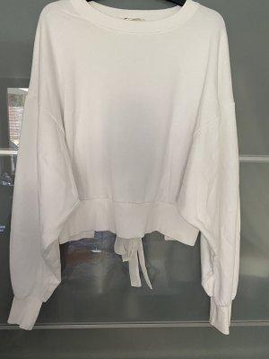 24Colours Sweatshirt blanc