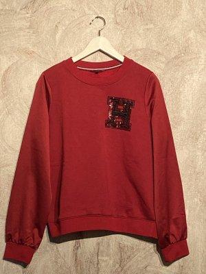 Sweatshirtpullover rot