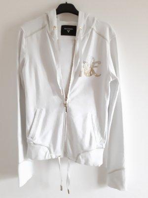 Fracomina Hooded Vest white