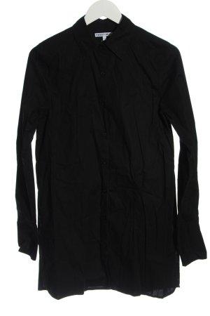 Sweet Deal Long Sleeve Shirt black casual look