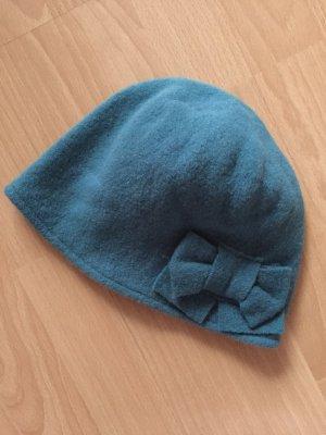 Beanie cadet blauw