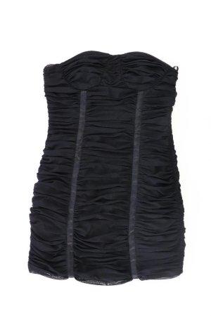 Sweewe Bandeau Dress black polyester