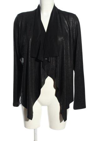 Sweewe Giacca a blusa nero stile casual