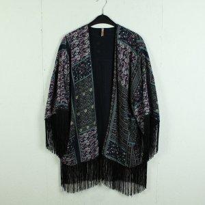 Sweewe Kimono Wielokolorowy Poliester