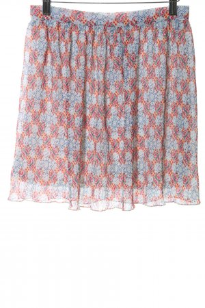 Sweewe Midi Skirt allover print casual look