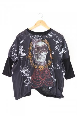 Sweewe Oversized Shirt black polyester