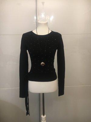 Sweewe Turtleneck Sweater black