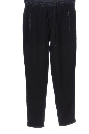 Sweewe Jersey Pants black casual look