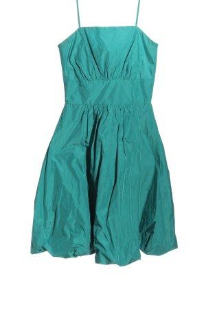 Swing A-Linien Kleid türkis Elegant