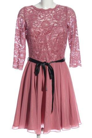 Swing Abendkleid pink Elegant