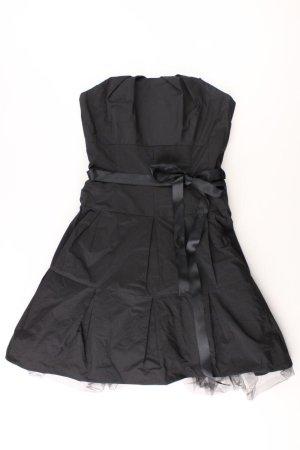 Swing Bandeaujurk zwart Polyester