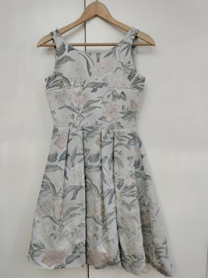 Swing Cocktail Dress multicolored
