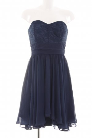 Swing Cocktailkleid blau Elegant