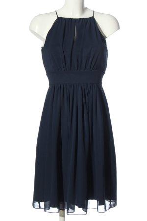 Swing Cocktail Dress blue elegant