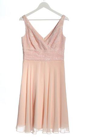 Swing Cocktailkleid nude-pink Elegant