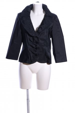 Swing Jerseyblazer blau Casual-Look