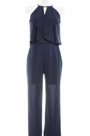 Swing Jumpsuit blau Casual-Look