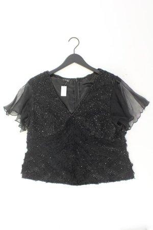 Swing Short Sleeved Blouse black