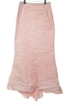 Swing Maxi Skirt pink elegant