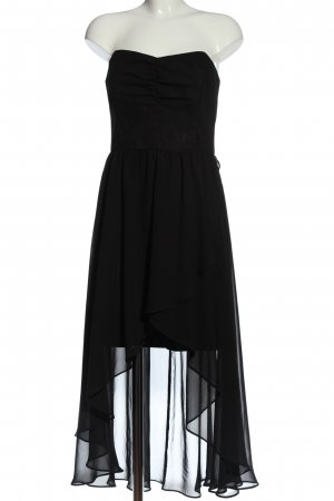 Swing Midi Dress black casual look