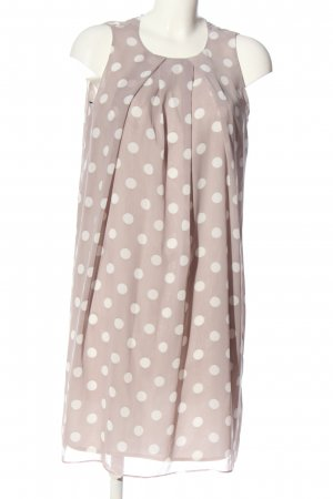 Swing Mini Dress pink-white allover print casual look