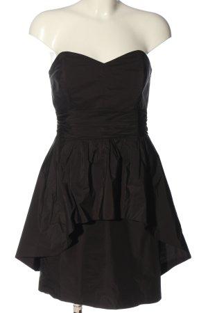 Swing Off-The-Shoulder Dress black elegant