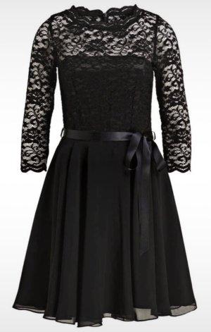 Swing Evening Dress black