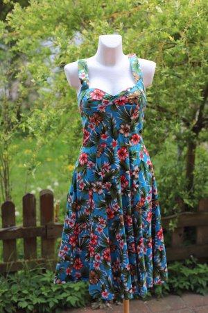 Banned Petticoat Dress multicolored