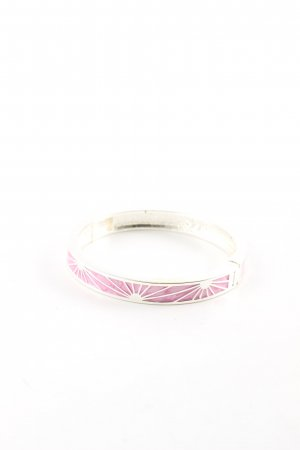 SYL Ajorca color plata-rosa look casual