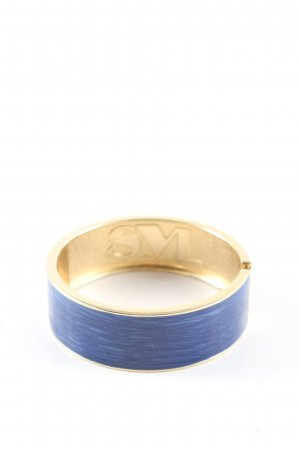 SYL Armreif blau-goldfarben Casual-Look